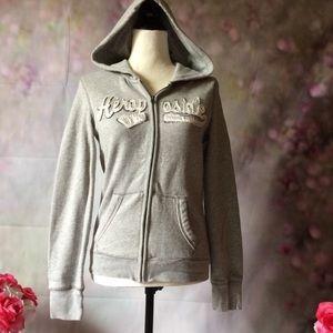 Aeropostale medium zip up hoodie